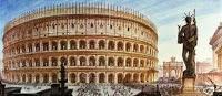 El Coloso de Nerón, una molestia para Mussolini