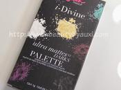 Paleta Ultra Matte Darks Sleek