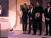"""herida"""" Fernando Franco sorprende triunfa gala Forqué productores españoles cansaron ministro José Ignacio Wert."""