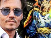 Marvel quiere Johnny Depp Doctor Strange
