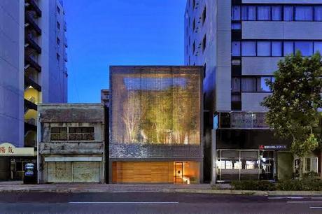 Casa minimalista de vidrio paperblog for Casa minimalista vidrio