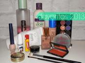 Productos favoritos 2013