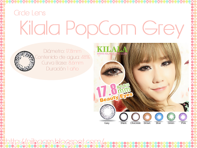 Review Kilala PopCorn Grey