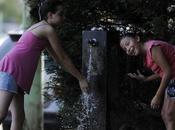 Nueva calor Capital Federal Conurbano bonaerense