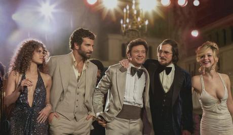 Las nominaciones a los Oscar 2014