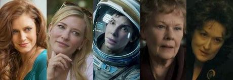 Nominaciones a los Óscar 2014