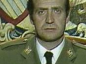"""rey, Armada Múgica dieron """"golpe"""" 23-F, pero Tejero salió rana aceptó """"lista 19""""."""