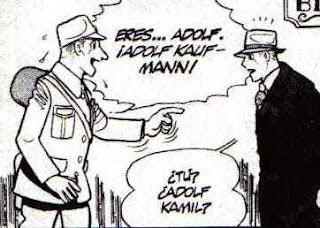 Adolf Osamu Tezuka viñeta