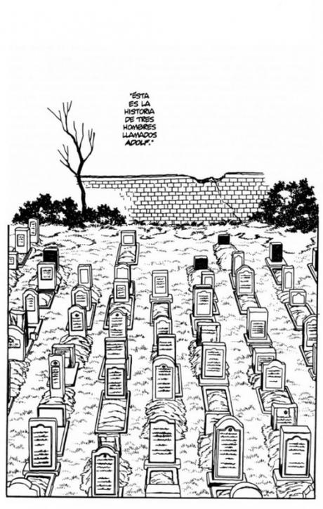 Adolf Osamu Tezuka pagina