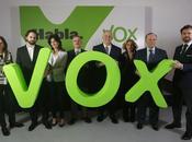 Vox, Pilar Borbón, centralización otras chicas montón
