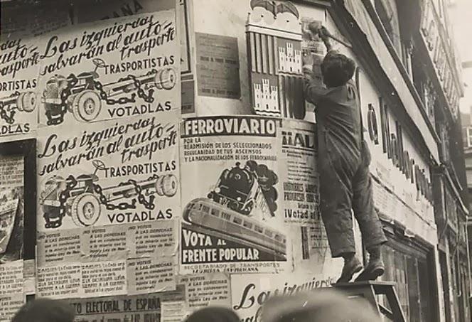 Los comienzos del Frente Popular.