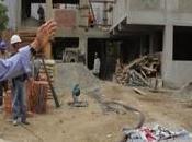 Supervisan avances construcción colegio inicial primario condoray lunahuana…