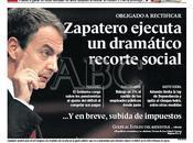 Prensa conservadora española: sobran palabras