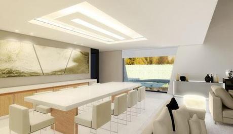 Nueva propuesta de interiorismo para la vivienda dise ada - Salones joaquin torres ...