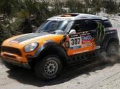 Orly Terranova llevó etapa todavía sueña Dakar