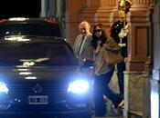 Apareció Cristina Kirchner!!