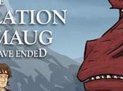 Humor: Como Debió Terminar Hobbit: Desolation Smaug