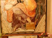Florencia artesanía: mosaico florentino