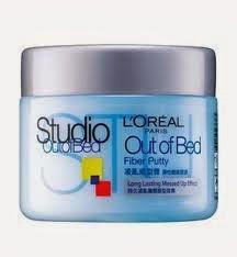Cuidados de belleza de noche y crema modeladora para el cabello Out of Bed  de Loreal
