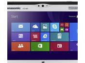 Panasonic Toughpad FZ-M1, resistente tableta Windows