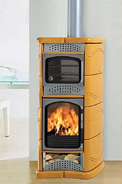 Modernos hornos de le a para tu cocina paperblog - Cocinar horno de lena ...