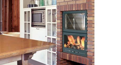 Modernos hornos de le a para tu cocina paperblog - Disenos de hornos de lena ...