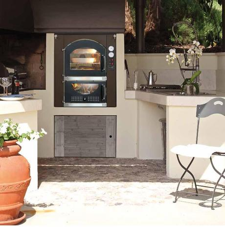 modernos hornos de le a para tu cocina paperblog