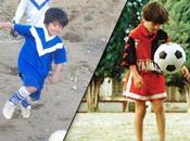 niño Argentino buscado Barca Real Madrid