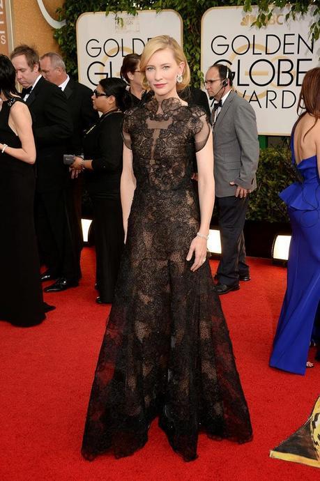Cate Blanchett, Globos de Oro 2014