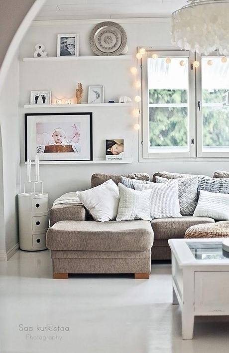 C mo decorar mi primera casa paperblog - Mi primera casa ...