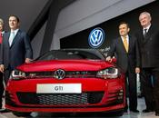 Volkswagen Golf empieza producir México