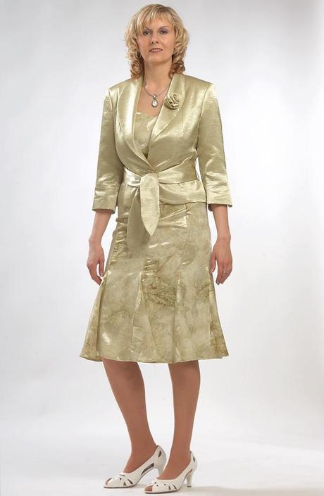 Abuela en vestido largo mega culote - 2 part 1
