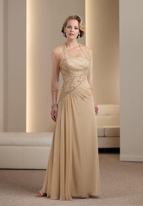 Vestidos elegantes para la mama de la quinceañera - Imagui
