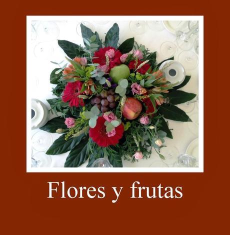 Centros de mesa con flores naturales paperblog - Centros de flores naturales ...