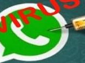 Alertan virus ataca WhatsApp