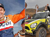 "Marc Coma ""Nani"" Roma tiñen español Rally Dakar"