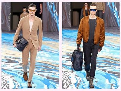 Louis Vuitton MEN FW 2014
