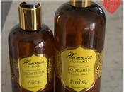 Body milk Hammam Hanna Pielor