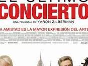 """último concierto"""" (Yaron Zilberman, 2012)"""