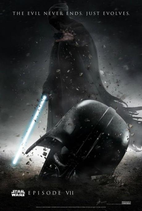 Star Wars Episodio VII jj abrams