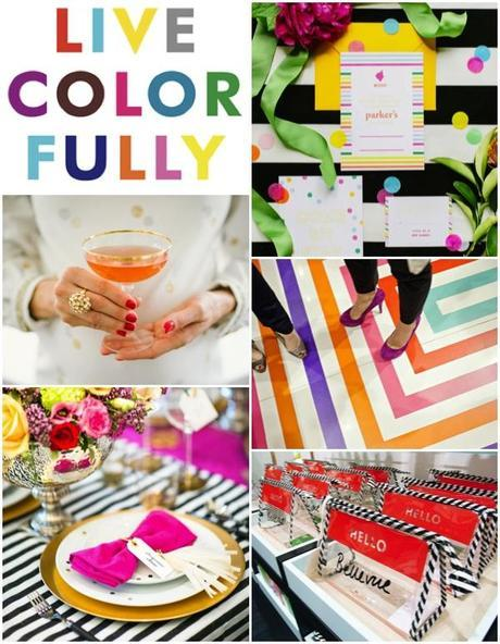 Inspiration. Kate Spade Party
