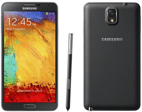 Galaxy Note 3 con Android Kit Kat Galaxy Note 3 recibe Android 4.4 Kit Kat oficialmente
