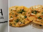 Tres recetas postre Paco Roncero, cocinando Yolanda