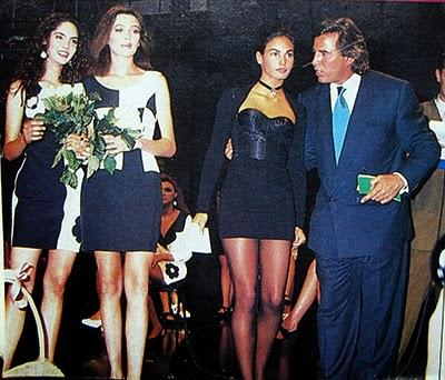 Past And Present Of The Spanish Top Models