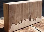 DIY: Nueva York escritorio