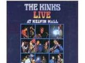 Kinks Live Kelvin Hall (Pye 1967)