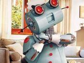 Cómo sería tener Rosie robot Jetsons limpiando casa