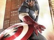 Revelado póster Capitán América para C2E2 2014