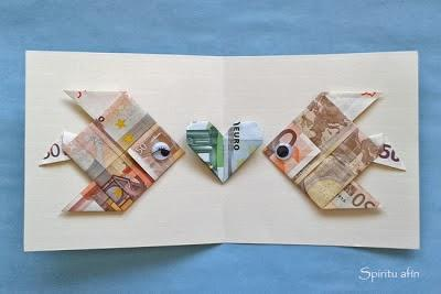 ideas regalo boda dinero