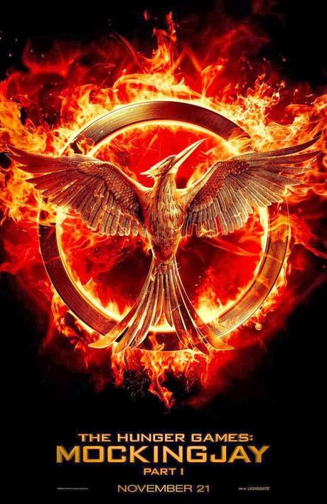 Poster Teaser De The Hunger Games: Mockingjay - Part 1